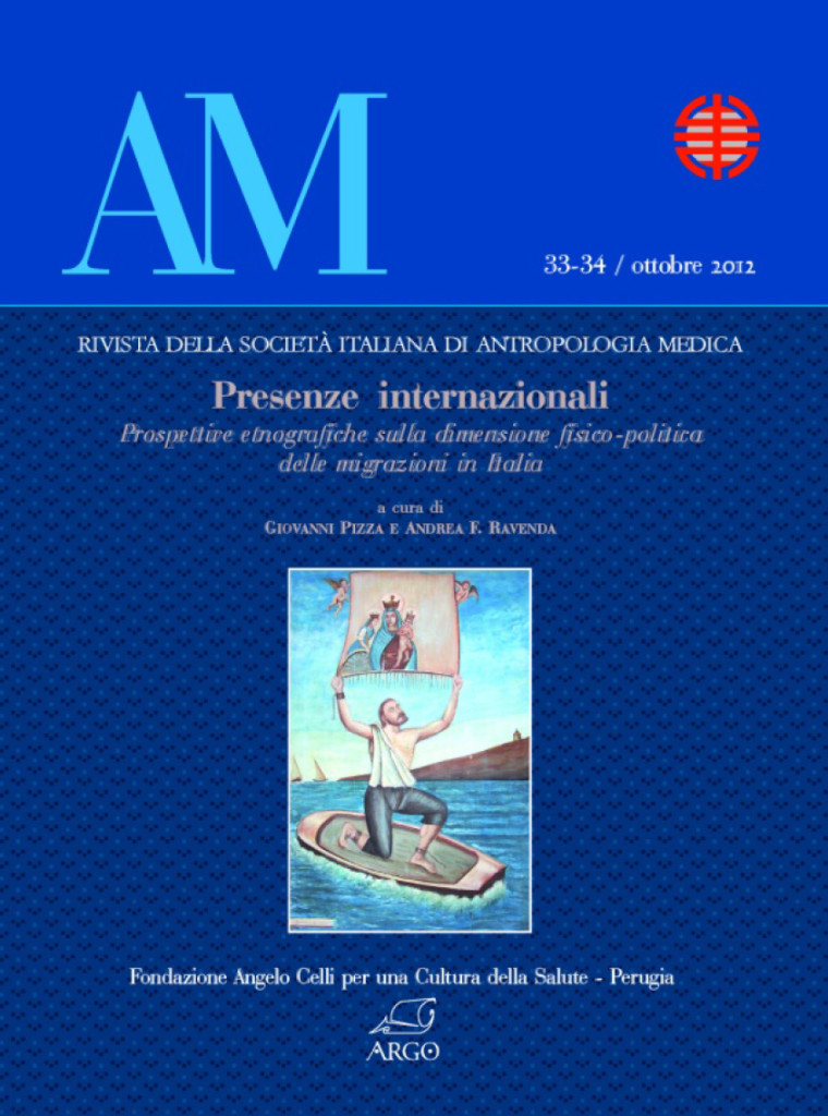 Book Cover: Presenze internazionali
