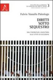 Book Cover: Diritti sotto sequestro