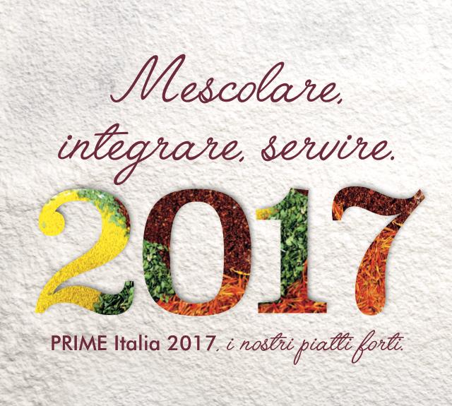 Calendario PRIME Italia 2017