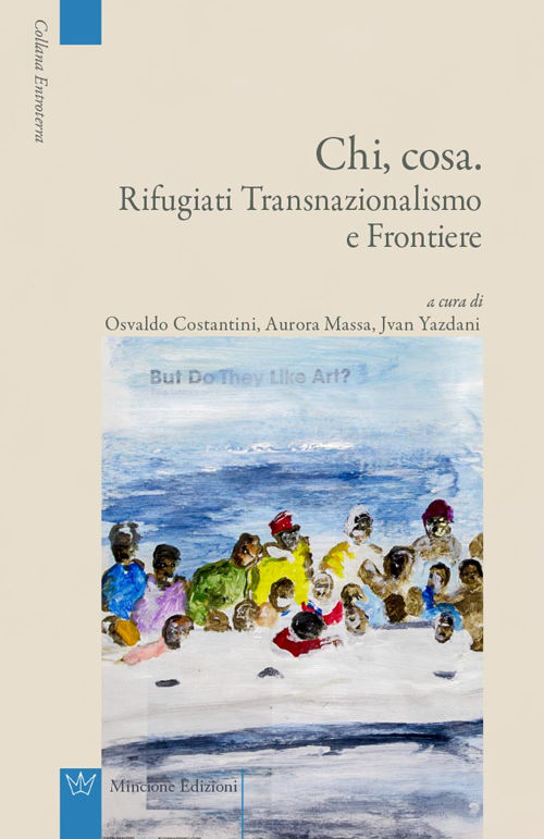 Book Cover: Chi, cosa.